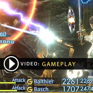 Final Fantasy 12 The Zodiac Age PS4 Video Gameplay