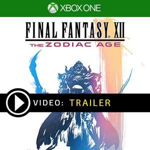 Final Fantasy 12 The Zodiac Age Xbox One Digital Download und Box Edition
