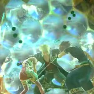 Final Fantasy 13-2 Blockierung