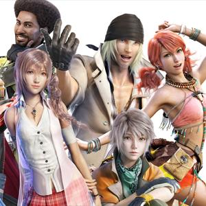 Final Fantasy 13 Zeichen