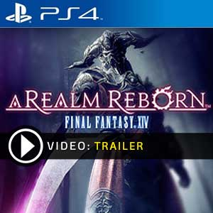 Final Fantasy 14 A Realm Reborn PS4 Digital Download und Box Edition