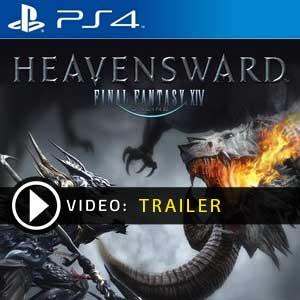 Final Fantasy 14 Heavensward PS4 Digital Download und Box Edition