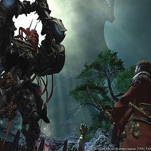 FINAL FANTASY 14 Online Gameplay