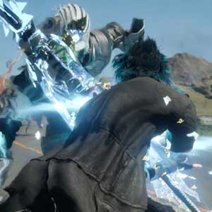 Final Fantasy 15 Xbox One Kampf