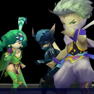Final Fantasy 4 Zeichen