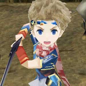 Final Fantasy 4 Charakter Ceodore