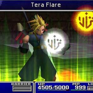 FINAL FANTASY 7 - Terra Flare