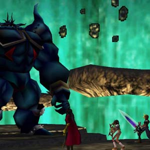FINAL FANTASY 7 - Boss Kampf