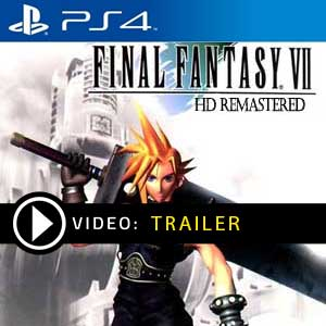 Final Fantasy 7 HD Remake PS4 Digital Download und Box Edition