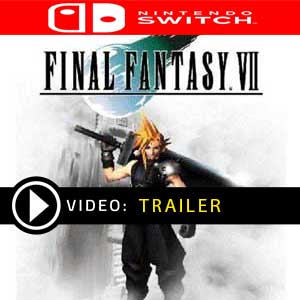 FINAL FANTASY 7 Nintendo Switch Digital Download und Box Edition