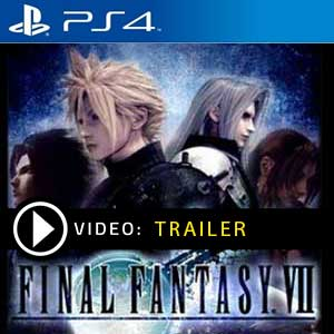 Final Fantasy 7 PS4 Prices Digital or Box Edition