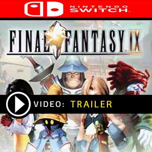 FINAL FANTASY 9 Nintendo Switch Digital Download und Box Edition