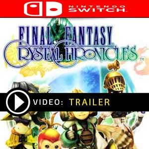 FINAL FANTASY CRYSTAL CHRONICLES Nintendo Switch Digital Download und Box Edition
