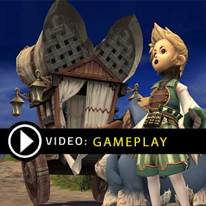Final Fantasy Crystal Chronicles Remastered Gameplay Video