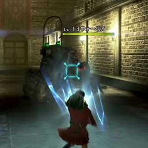 Final Fantasy Type 0 HD Kampf