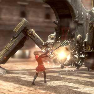 Final Fantasy Type 0 HD Gefecht