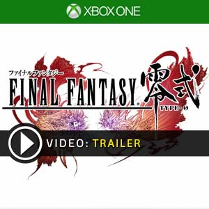 Final Fantasy Type 0 HD Xbox One Digital Download und Box Edition