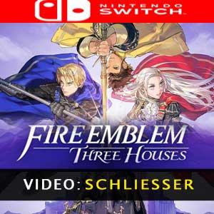 Fire Emblem Three Houses-Trailer-Video