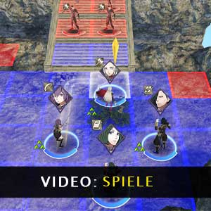 Fire Emblem Three Houses-Spielvideo