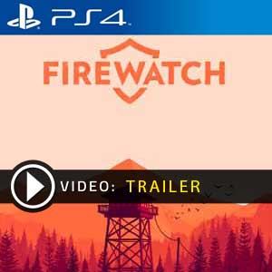 Firewatch PS4 Digital Download und Box Edition