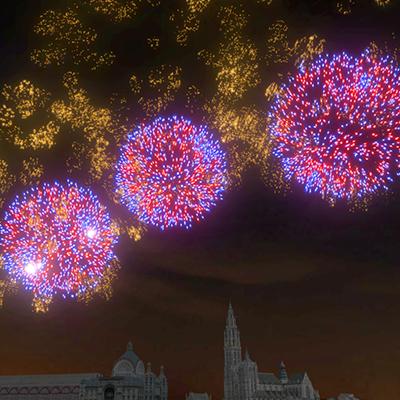 Fireworks Simulator Feuerwerk