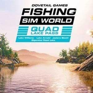 Fishing Sim World Quad Lake Pass Key kaufen Preisvergleich