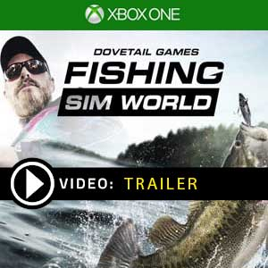 Fishing Sim World Xbox One Digital Download und Box Edition