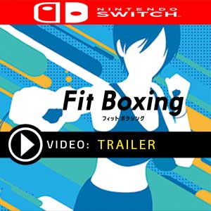 Fit Boxing Nintendo Switch Digital Download und Box Edition