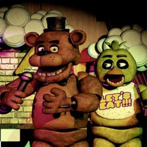 Five Nights at Freddys Charaktere