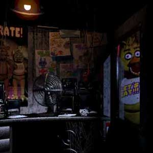 Five Nights at Freddys Saal
