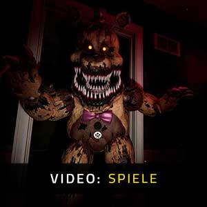 Five Nights at Freddy's VR Help Wanted Gameplay Video