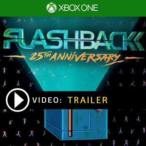Flashback 25th Anniversary Xbox One Digital Download und Box Edition