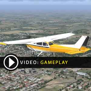 Flight Simulator X Gameplay Video
