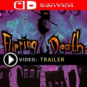 Flipping Death Nintendo Switch Digital Download und Box Edition