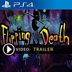 Flipping Death PS4 Digital Download und Box Edition