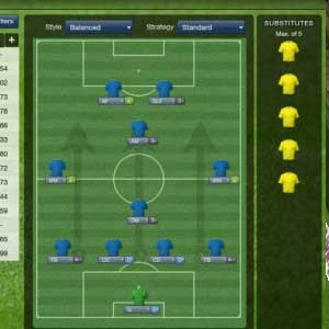 Football Manager 2013 - Strategie