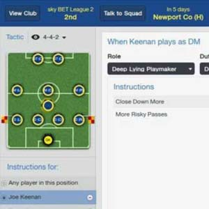 Football Manager 2014 - Player Stats