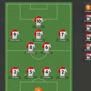 Football Manager 2014 - Ausrichten