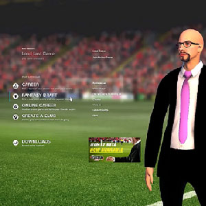 Football Manager Gameplay Image