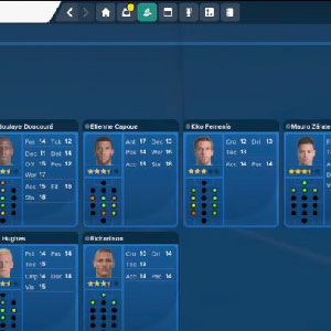 Football Manager Taktik-Analyse