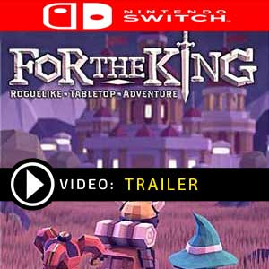 For The King Nintendo Switch Digital Download und Box Edition