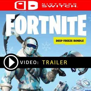 Fortnite Deep Freeze Bundle Nintendo Switch Digital Download und Box Edition