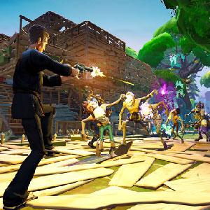 Kampf gegen Zombies