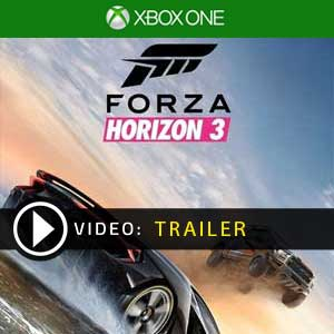 Forza Horizon 3 Xbox One Digital Download und Box Edition