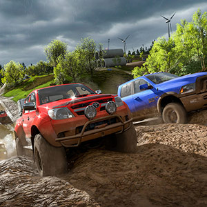 Forza Horizon 4 Schlamm
