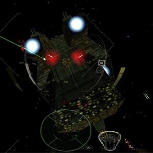 Freespace 2 - Kriegsschiff