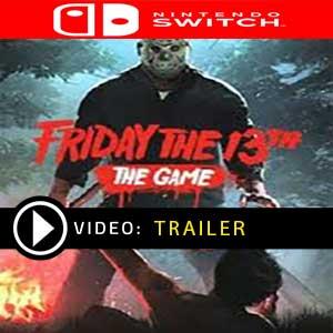 Friday the 13th Nintendo Switch Digital Download und Box Edition