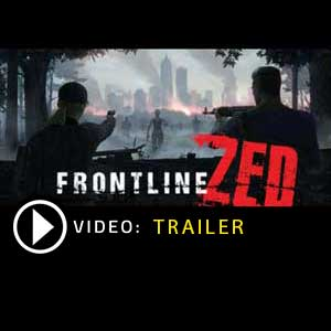 Buy Frontline Zed CD Key Compare Prices