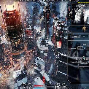 Frostpunk: Wärmeerzeuger-Turm