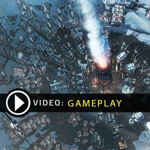 Frostpunk Gameplay Video